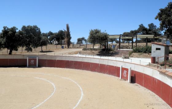 plaza de toro particular