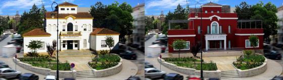 Rehabilitaci n de la antigua sede de la cruz roja para - Rehabilitacion de casas antiguas ...
