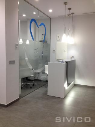 Dise o reforma y construccion de clinica dental en - Disenos clinicas dentales ...
