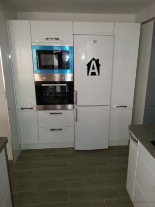 Alicatado y solado en cocina office y galeria lavadero for Lavadero en cocina