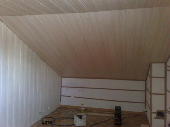 Friso laminado swing line coslada madrid - Colocar friso en pared sin rastreles ...