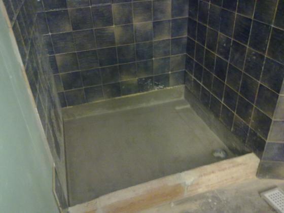 Pintura impermeabilizante para ducha - Materiales de ...