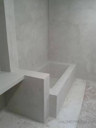 Microcemento tamicem fonollosa barcelona - Microcemento sobre azulejos ...