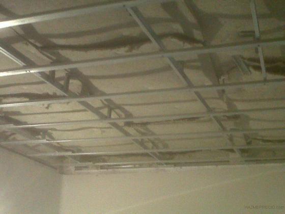 Aislamientos ac sticos y pladur en general madrid - Falsos techos de pladur ...