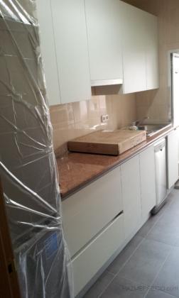 detalle mueble de cocina instalado