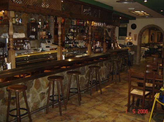 Reforma restaurante utebo zaragoza for Restaurante madera