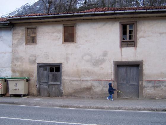 Proyecto de rehabilitaci n casa rural entrago teverga gij n asturias - Rehabilitacion casa rural ...