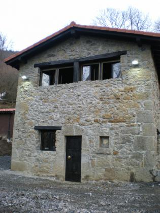 Proyecto de rehabilitaci n de cuatro caba as para vivienda unifamiliar gij n asturias - Subvenciones rehabilitacion casas antiguas ...
