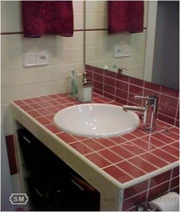 Reforma integral y de acondicionamiento colmenar viejo Muebles de lavabo de obra