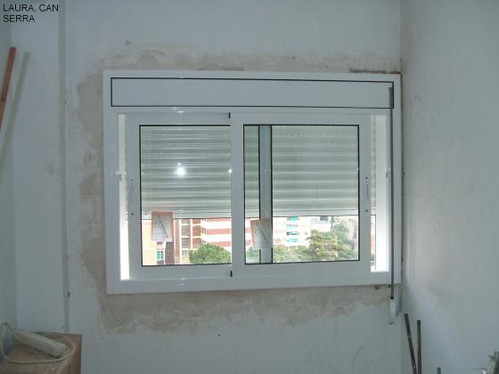 Reformas integrales de ba o y cocina ventanas de for Ventanas de aluminio para cocina