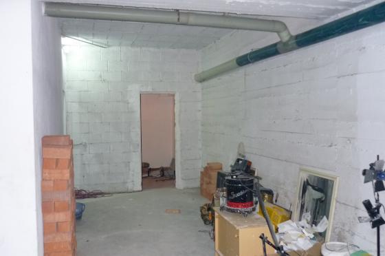 Acondicionamiento zona garage m laga for Garage de la zone