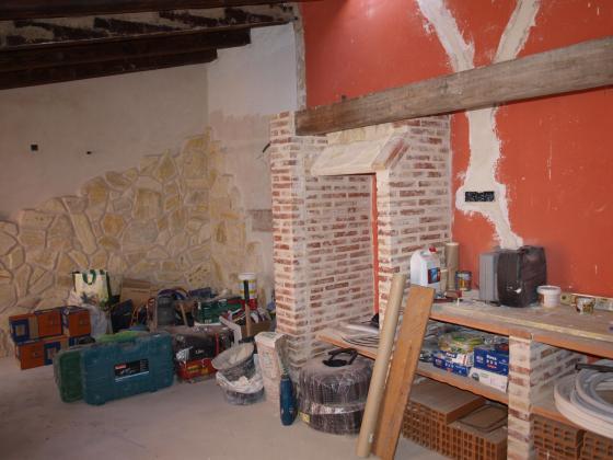 Reforma de una cocina campera c camino de la guija - Cocinas camperas rusticas ...