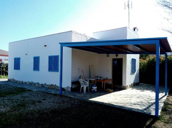 pintado de fachada,rejas,puertas y porche