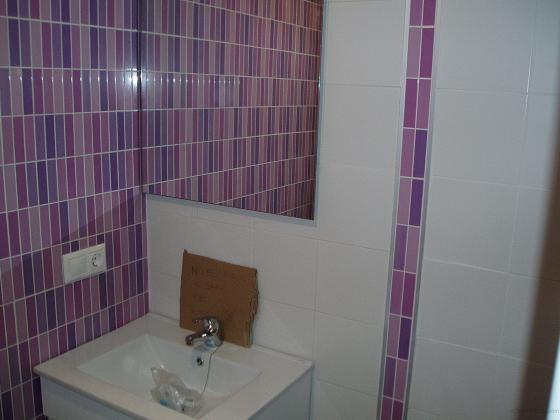 Reforma integral de apartamento de 45 m2 mislata for Habitaciones con azulejos