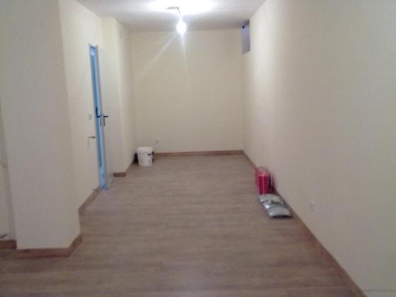 Adecuacion de planta sotano de chalet de 80 m2 en san de - Pintura suelos garaje ...