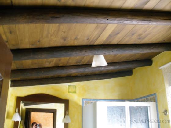 Ampliaci n y reforma de una casa de campo valverde del for Banos rusticos para casa de campo