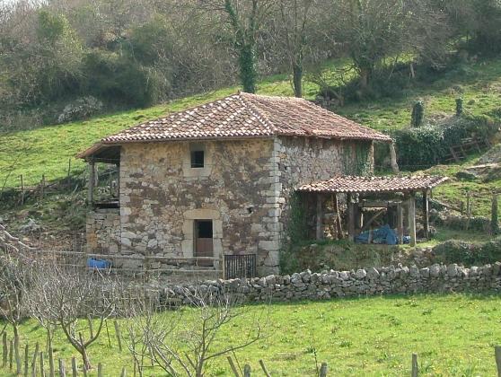 Rehabilitacion completa cuadra pajar en grado grado - Construccion casas de piedra ...