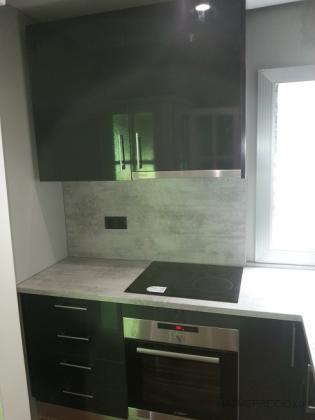Reforma integral piso en con Cocina encimera electrica
