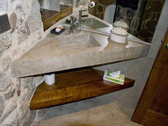 Creaci n de un lavabo en microcemento amoeiro ourense - Como colocar microcemento ...