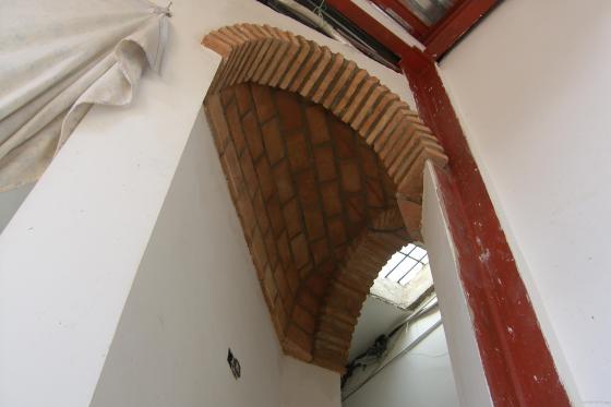 Reforma integral de vivienda berja almeria - Ladrillo visto rustico ...