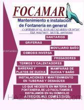 Fontanería-Focamar