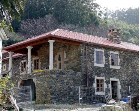 Serra asociados 43700 vendrell el tarragona - Rehabilitacion casa rural ...
