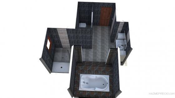 Proyecto en 3D Baños