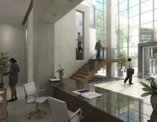 Hall oficinas fabrica de muebles2