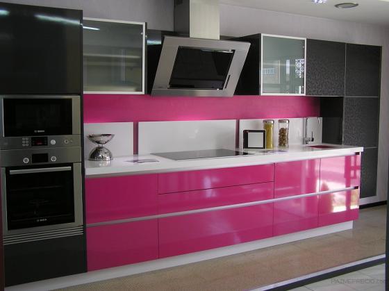 Dacal cocinas 45600 talavera de la reina toledo - Cocinas rosa fucsia ...