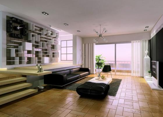 Infografía 3D vivienda en La Eliana