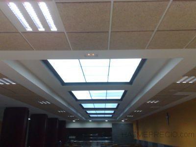 techo translucido multiple materiales