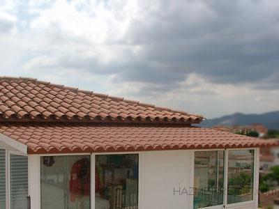 Tejados fachadas y construcciones infante 01320 oy n for Tejados madera blanca