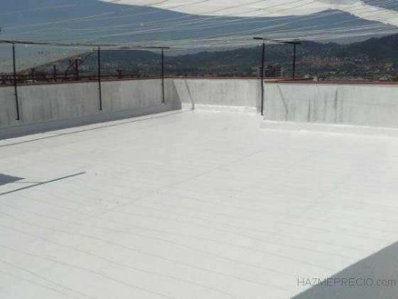 impermeabilización terrado