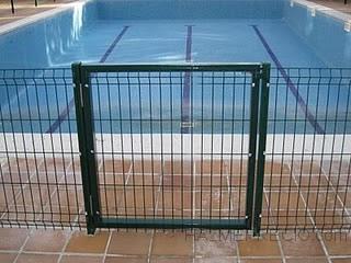 Cierre para piscina