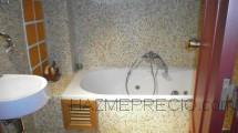 Baño de diseño reformado por Pronua
