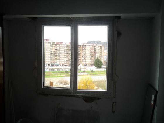 ventana presentada
