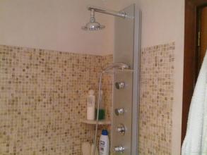Precio de la zona de ducha material incluido.