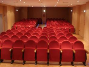 Vista general del teatro,