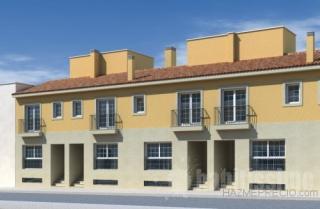 Vista del diseño y construcción de la nueva edificación.