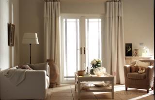 instalacion de ventanal de salon en vivienda detalle de acabado final