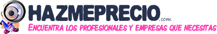 HAZMEPRECIO.com, Pide presupuesto a empresas de reformas, construcción, instalaciones y servicios.